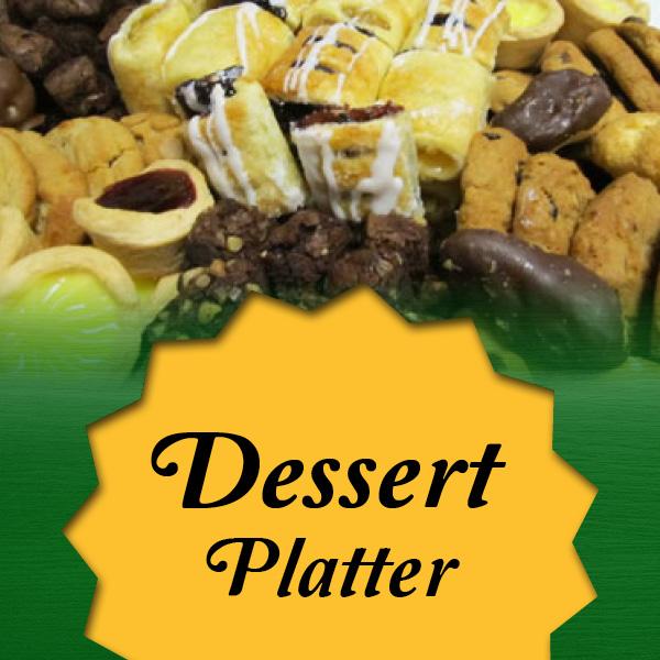 dessert platter graphic
