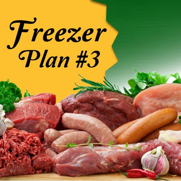 freezer package plan 3